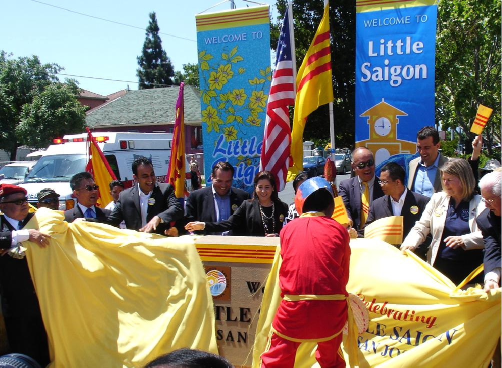 Little Saigon San Jose